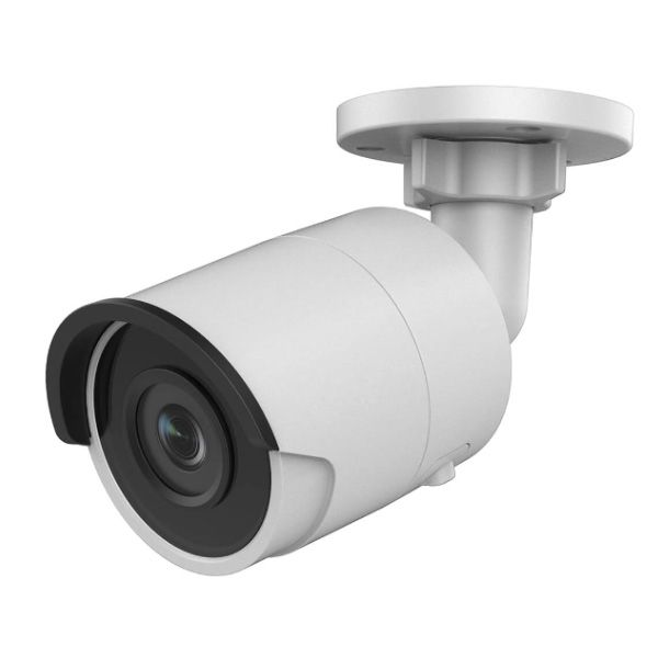 2MP (1080p) Bullet IP PoE Camera 4mm Fixed Lens | 98' IR Range | Outdoor Rated