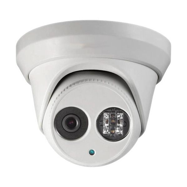 2MP (1080p) Turret IP PoE Camera 2.8mm Fixed Lens | 98' IR Range | Outdoor Rated