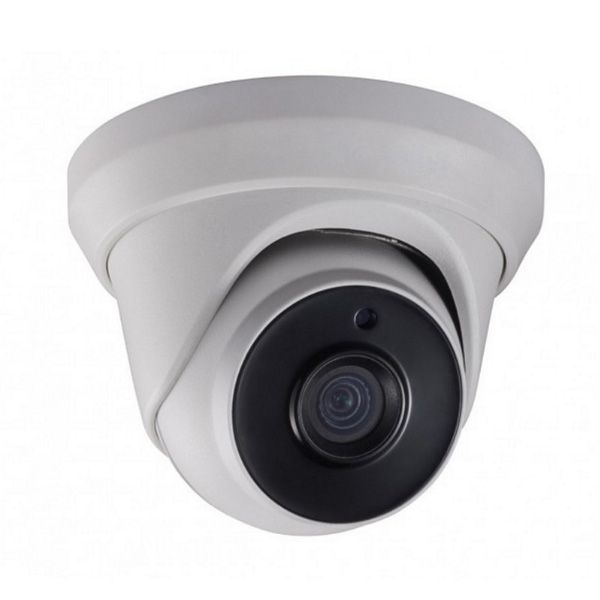 5MP Weatherproof Low-Light EXIR Turret TVI Camera | 2.8mm Lens | BNC connection | 12V DC power connection
