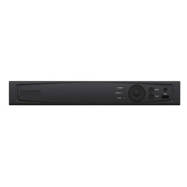 1080p 16 Channel Tribrid Digital Video Recorder | Ability to add 2 IP camera | Supports 2 Hard Drives