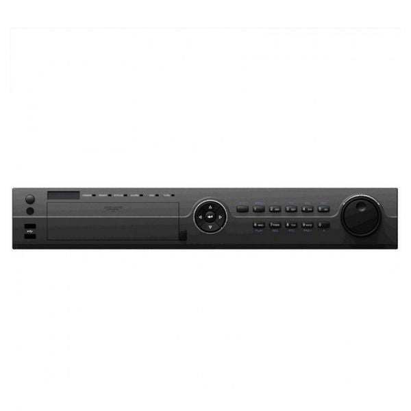 4k DVR 32 Channel Tribrid Digital Video Recorder | Ability to add 8 IP camera | Supports 4 Hard Drives