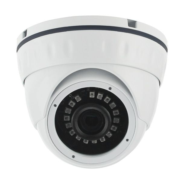1080p (2MP) Weatherproof IR Hybrid (TVI, CVI and AHD) Dome Camera | Wholesale