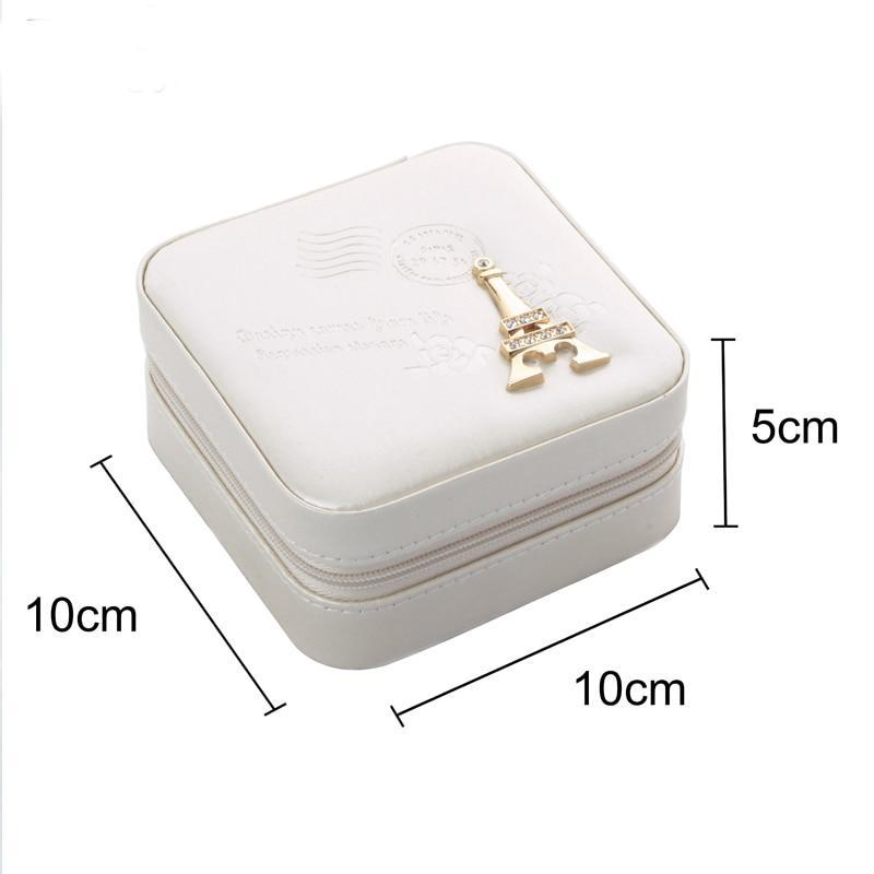 Travel Jewelry Box