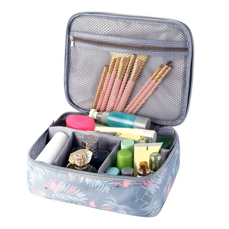Travel Makeup Box