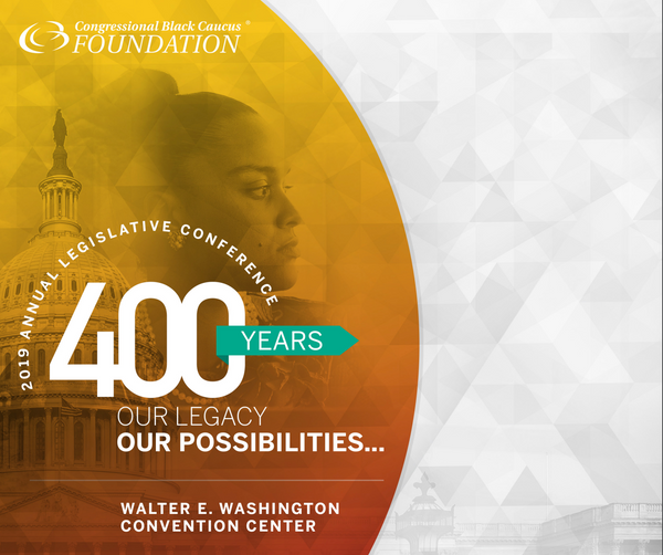Yenae Exhibits at Congressional Black Caucus 49th Annual Legislative Conference