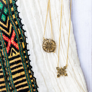 yenae.com Necklaces Axum Antique Cross