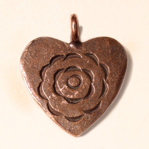 Heart Hill Tribe Copper Pendants