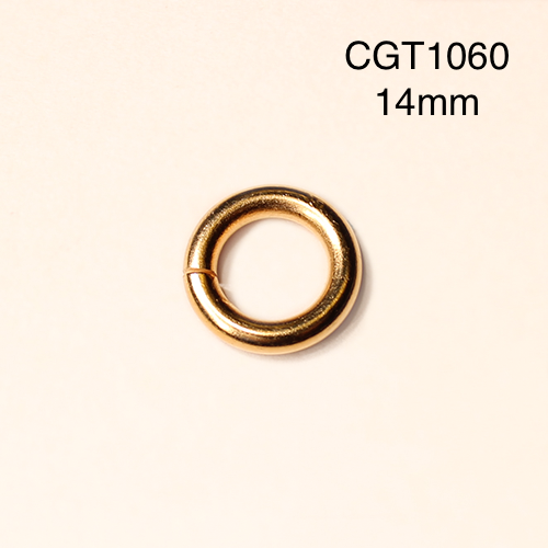 Hill Tribe Copper Jump Rings 14mm, 16mm, 18mm