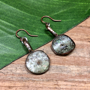 Silk Road Glass Earrings