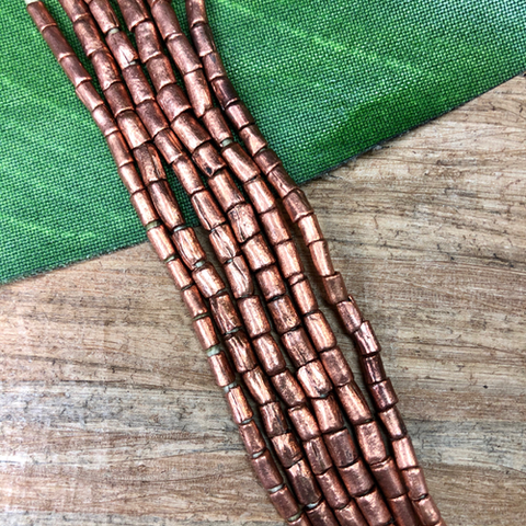 "Copper Tube Strands - 40"" Strands"