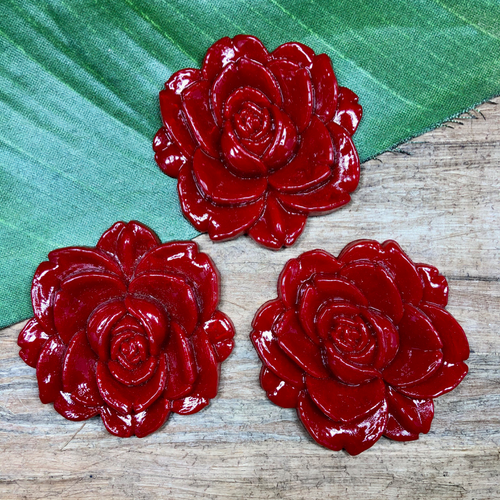 Roses - 6 Pieces