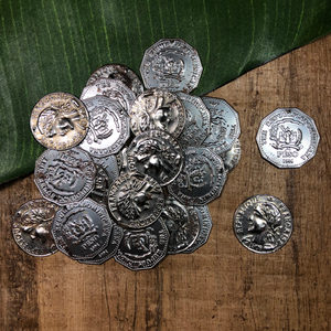 Big Coins - 25 Pieces