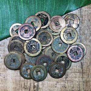 Antique Fortune Money - 25 Pieces