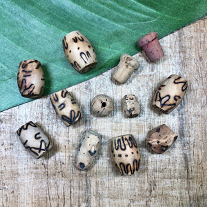 Assorted Cork Pieces - 12 Pieces