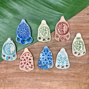 Ceramic Chandelier Pendants - 1 Piece