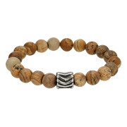 Brown Karma Bracelet