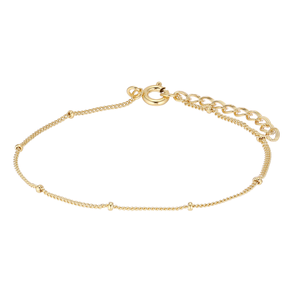 Plain Eternity Bracelet