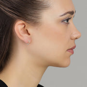 Plain True Essentials Earring