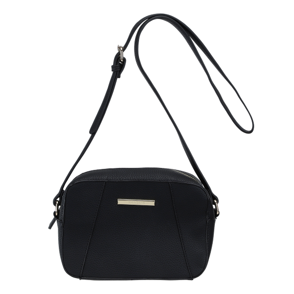 Black Crossbody Handbag