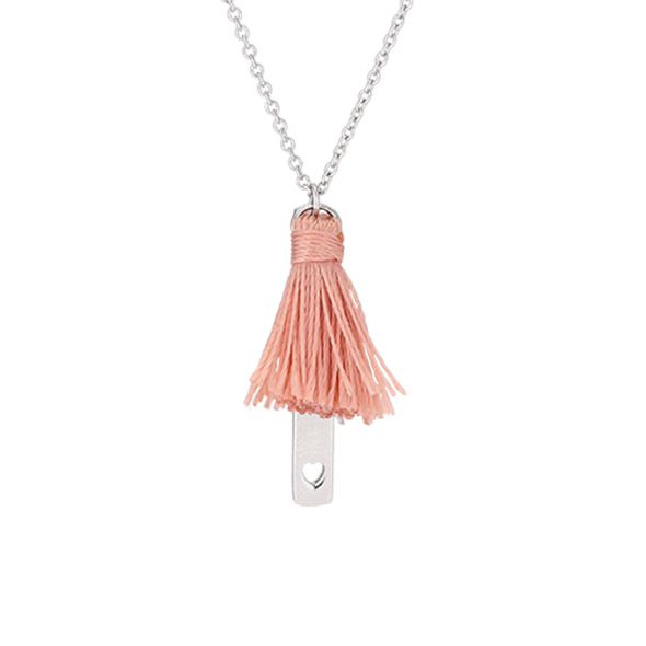 Rose Carousel Necklace