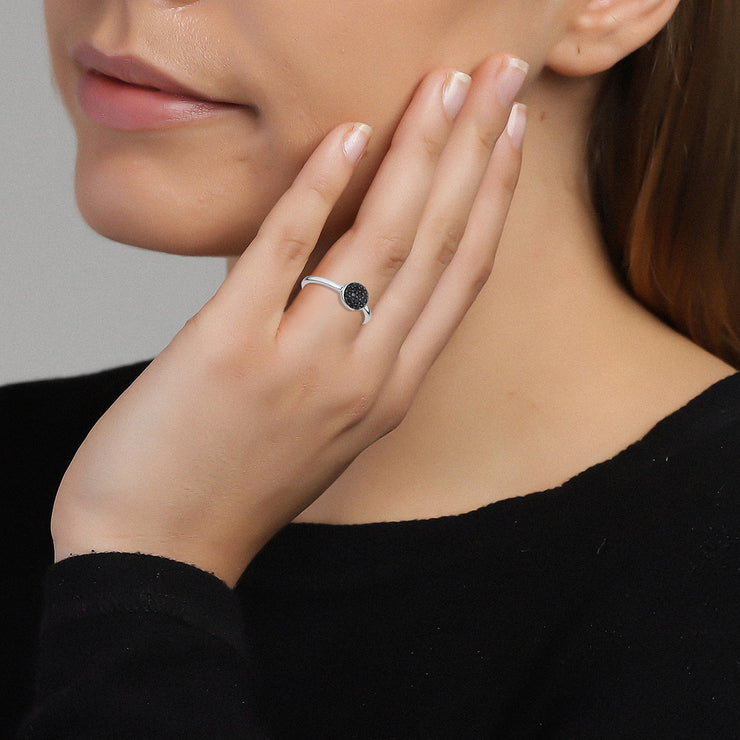 Black Harmony Ring
