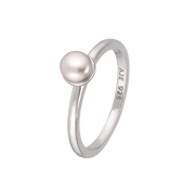 Pink Pearls Ring
