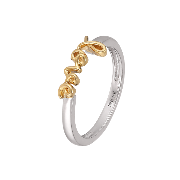 Plain Harmony Ring