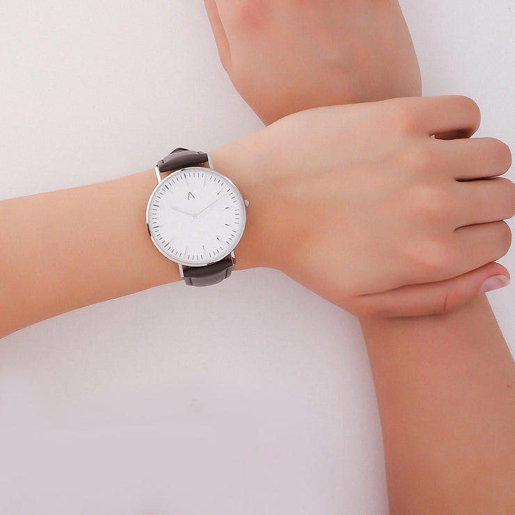 Silver Watches Watch
