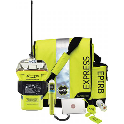 GlobalFix PRO EPIRB Survival Kit