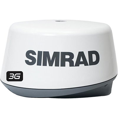 "Radar, 3G Solid State, 19"" Dome"