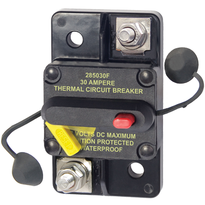 Breaker, 285, Surface Mnt, DC 30A