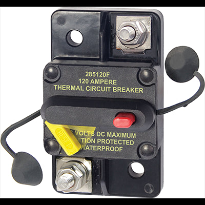 Circuit Breaker Bus 285 Surf. Mnt 120 A