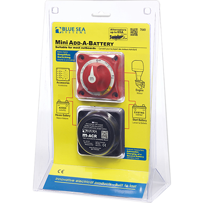 Add-A-Battery Kit, 65A., Display Pack