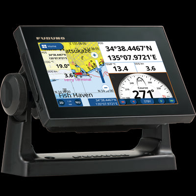 "GP1871F, 7"" Plotter-CHIRP Sounder"