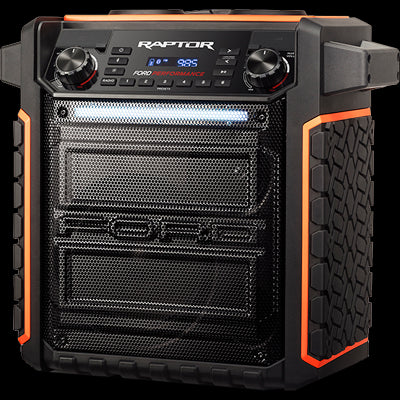 Port. Stereo, Raptor, Wireless-MP3-AM-FM