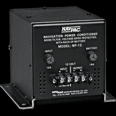 Nav-Pac 12V, Start Power Stabilizer