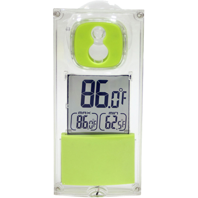Sol-Mate Window Thermometer