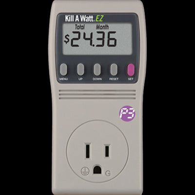 Energy Monitor, Kill A Watt EZ
