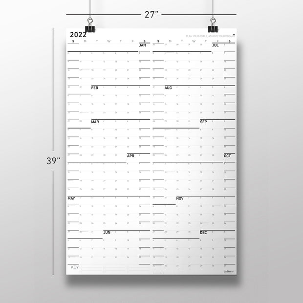PDF of Sunday First - Large Wall Calendar
