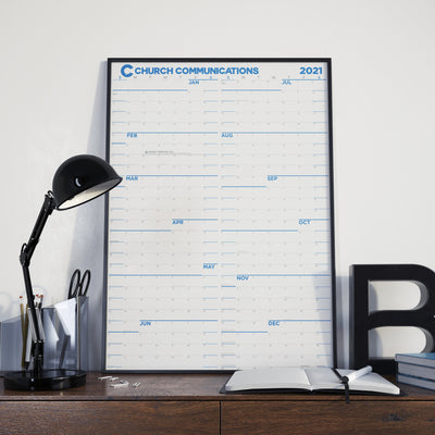 Church Communications Calendar