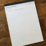 BETA: Action Plan Pad