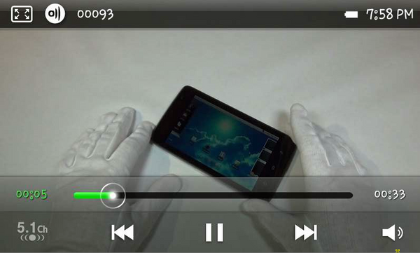 watch converted video on samsung galaxy s2