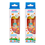 250ml Admire Feeding Bottle Yellow Pack Of 2 - Small Wonder