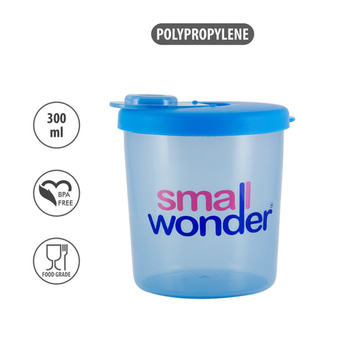 Milk Powder Dispenser Blue - Small Wonder