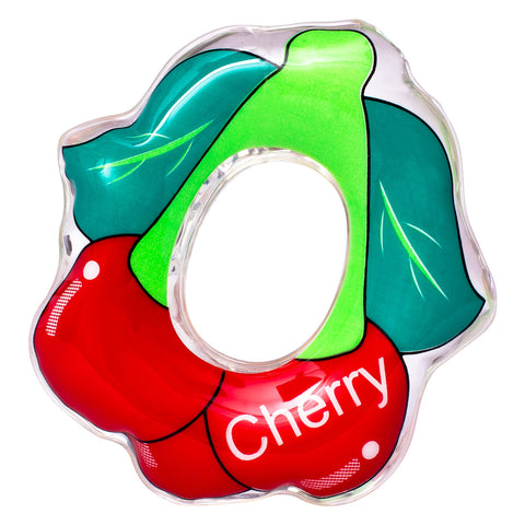Small Wonder Water Filled Teether - Cherry