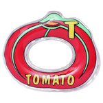 Small Wonder Water Filled Teether - Tomato