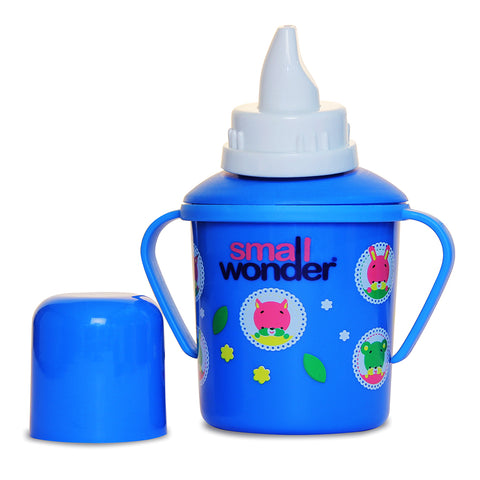 Baby Sipper Blue - Small Wonder