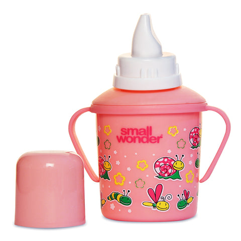 Baby Sipper Pink - Small Wonder