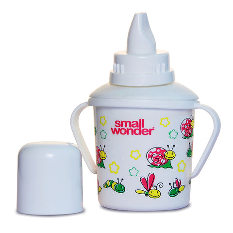 Baby Sipper White - Small Wonder