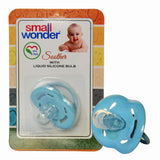 Liquid Silicone Soother Blue - Small Wonder